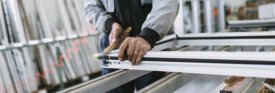 Fenêtres en PVC de qualité